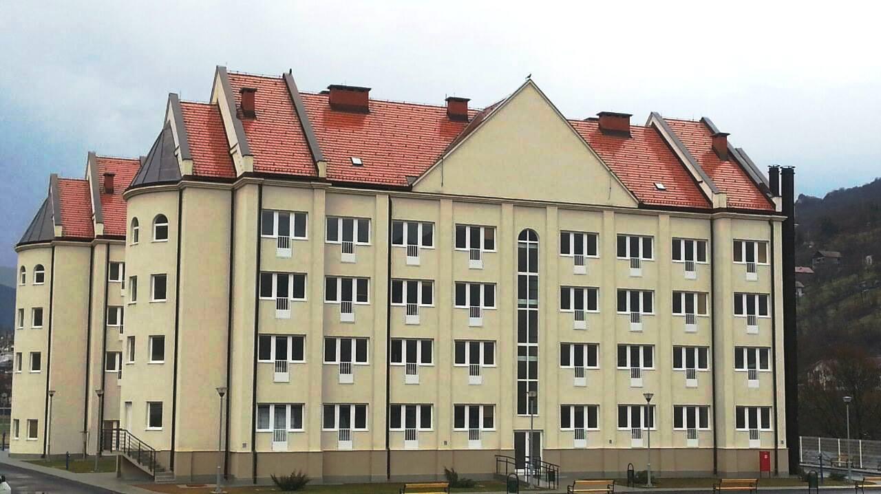 STUDENTSKI DOM I
