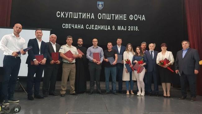 Poziv za dostavljanje prijedloga za dodjelu                    nagrada i priznanja Opštine Foča