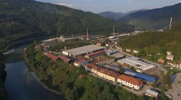 Struja u Industrijskoj zoni Brod na Drini