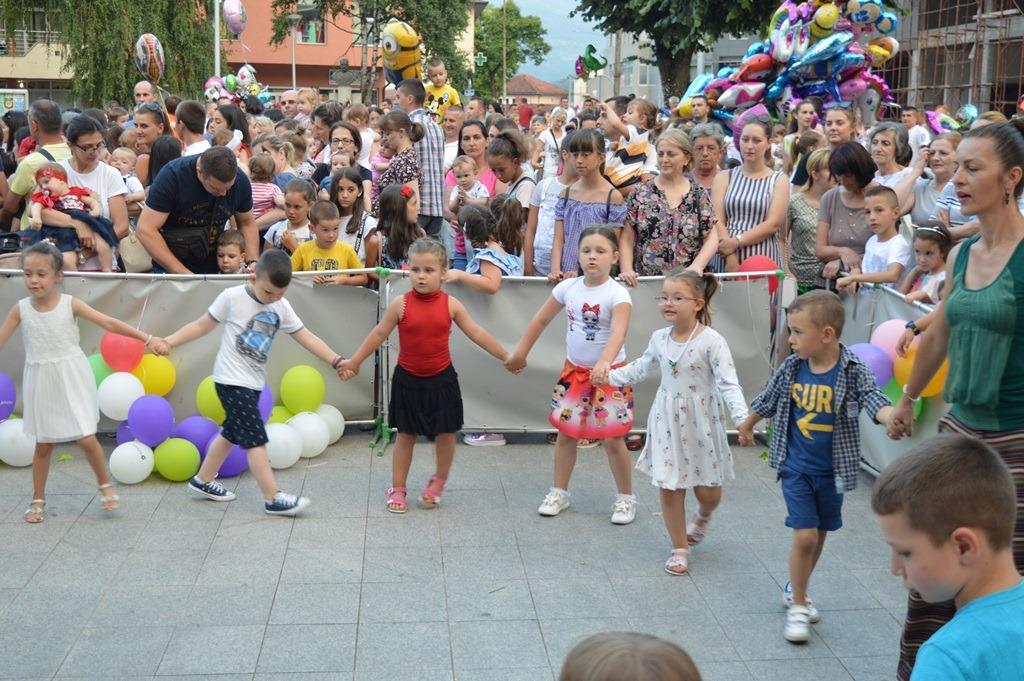 Дјеца Косова и Метохије долазе у Фочу