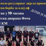Одбојкашки дерби сезоне у Фочи: Маглић и Босна одлучују ко ће у плеј-оф