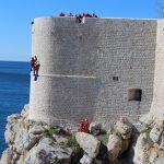 Фочански спелеоспасиоци на вјежи у Дубровнику