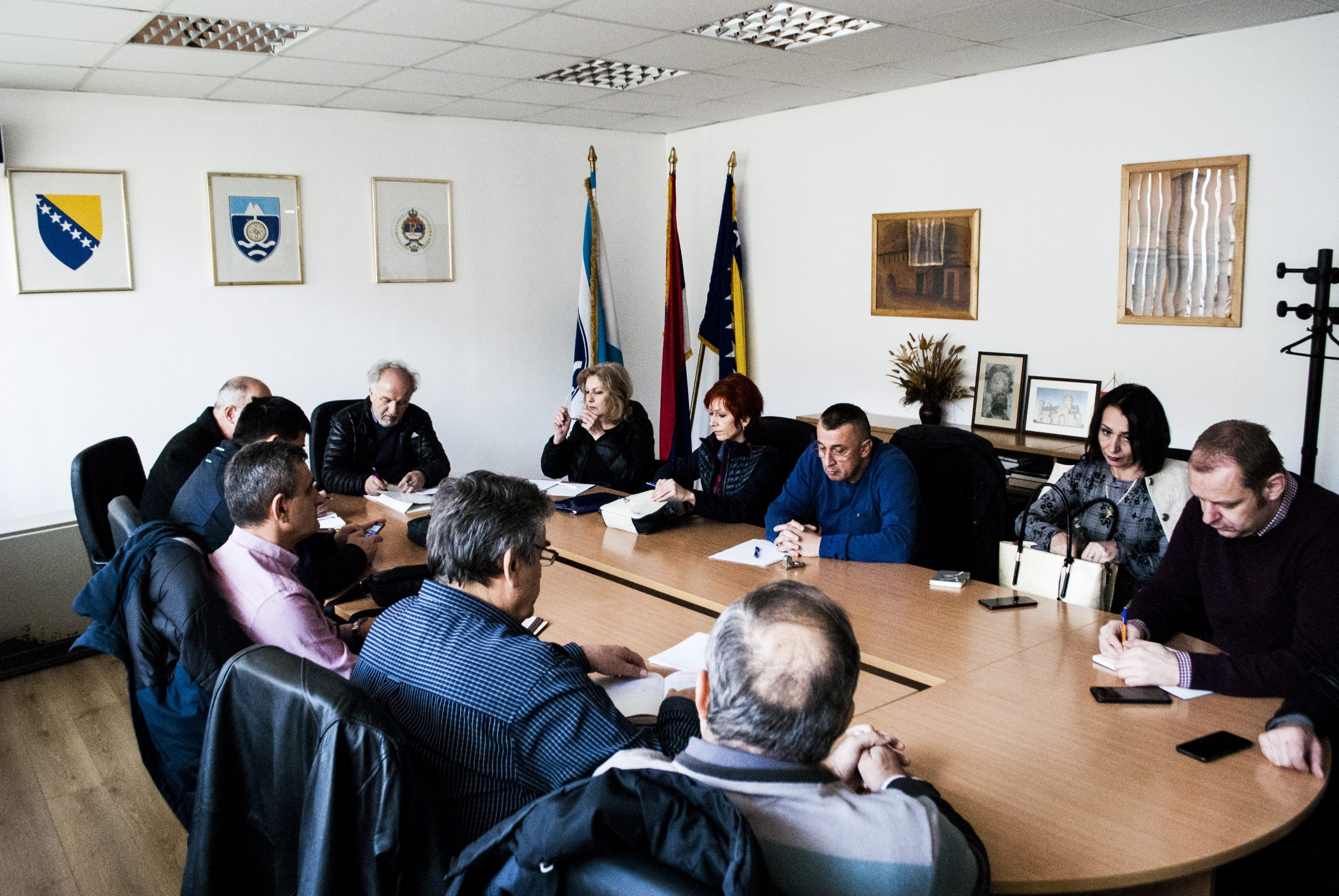 Закључци Кризног штаба за ванредне ситуације општине Фоча