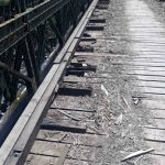 Реконструкција моста у Душанову