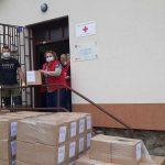 Пакети помоћи за 250 породица