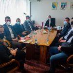 Састанак са начелником општине Источно Ново Сарајево