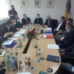 Састанак три нивоа власти: Обећана поправка путне мреже у Фочи