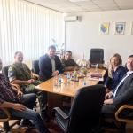 Састанак са замјеником Амбасадора Словачке Републике
