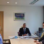 Фудбалски савез БиХ помаже изградњу помоћног стадиона