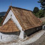 Обнова најстарије цркве у Фочи