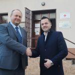 Словачка наставља да помаже Црвени крст у Фочи
