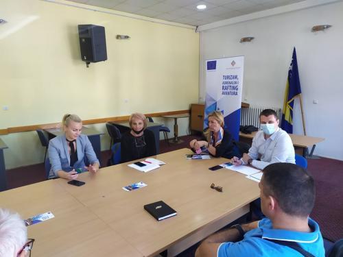 Održan šesti koordinacioni sastanak službi spasavanja iz Foče i Plužina (2)