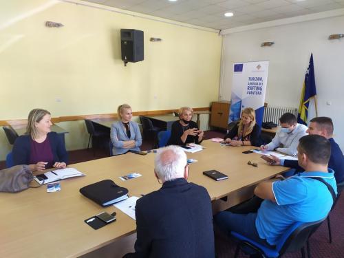 Održan šesti koordinacioni sastanak službi spasavanja iz Foče i Plužina (3)