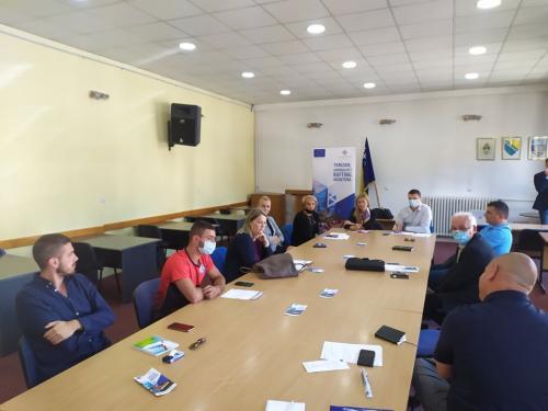 Održan šesti koordinacioni sastanak službi spasavanja iz Foče i Plužina (4)