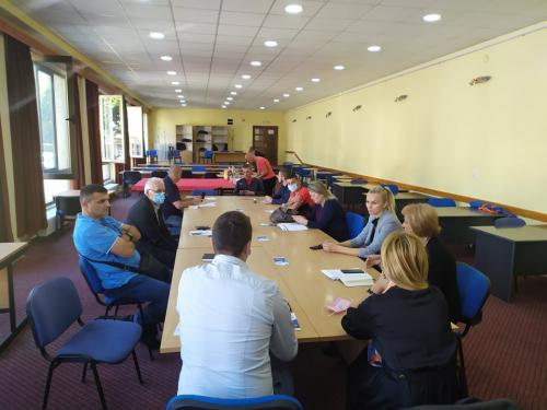 Održan šesti koordinacioni sastanak službi spasavanja iz Foče i Plužina (5)